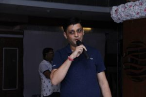 Shri Pavan Jain Director IBMR B School Gurgaon