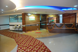 IBMR B School Gurgaon - Campus